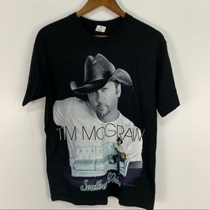 Tim McGraw Southern Voice Concert Tour Tee